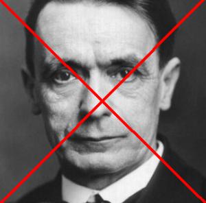 Kritik an Rudolf Steiner