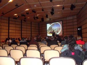 kreationistischer Vortrag im Austria Center
